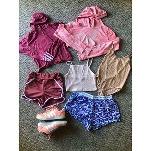 7 pc Pink Bundle 🌸